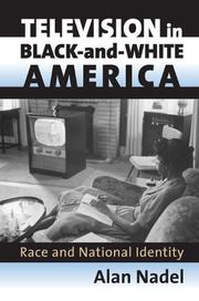 Cover of: Television in black-and-white America