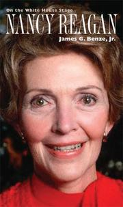Cover of: Nancy Reagan | James G. Benze