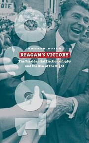 Cover of: Reagan's victory