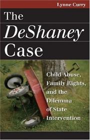 Cover of: The Deshaney Case