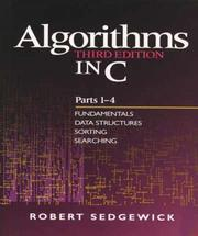 Cover of: Algorithms in C, Parts 1-4
