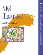 Cover of: NFS Illustrated  (Addison-Wesley Professional Computing Series)