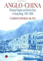Cover of: Anglo-China | Christophe Munn