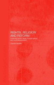 Cover of: Rights, religion, and reform