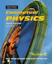 Cover of: Conceptual Physics: With Expanded Technology