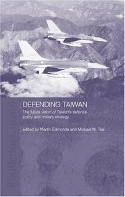 Cover of: Defending Taiwan |