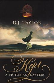 Cover of: Kept: A Victorian Mystery