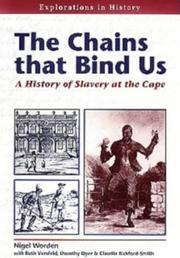 Cover of: The chains that bind us