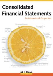 Cover of: Consolidated Financial Statements | Mfandaidza Reuben Hove
