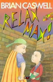 Cover of: Relax Max! | Brian Caswell