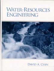 Cover of: Water-Resources Engineering | David A. Chin