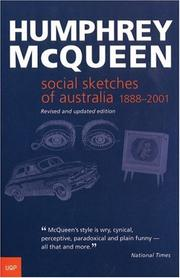 Cover of: Social sketches of Australia