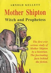 Cover of: Mother Shipton, Witch and Prophetess