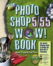 Cover of: The Photoshop 5/5.5 wow! book | Linnea Dayton