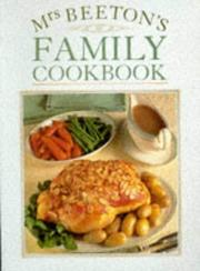 Cover of: Family cookbook