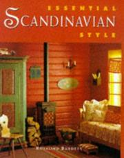 Cover of: Essential Scandinavian Style (Essential Style)