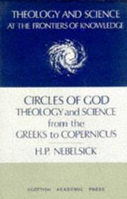 Cover of: Circles of God | Harold P. Nebelsick