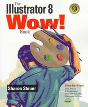 Cover of: The Illustrator 8 wow! book