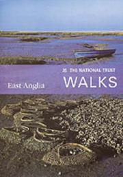 Cover of: Walks East Anglia | Paul Dickson