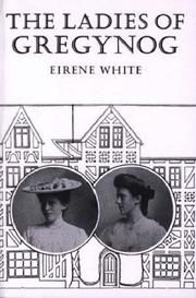 The ladies of Gregynog by Eirene White