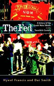Cover of: The Fed