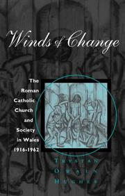 Cover of: Winds of change | Trystan Owain Hughes
