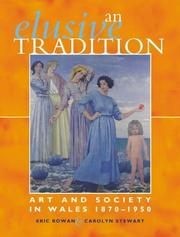 Cover of: elusive tradition | Eric Rowan