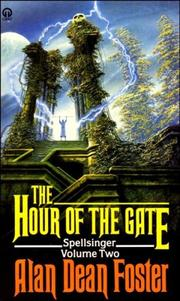 Cover of: The hour of the gate