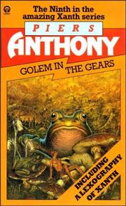 Cover of: Golem in the Gears: (#9) (Xanth Novels (Paperback))
