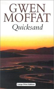 Cover of: Quicksand | Gwen Moffat