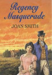 Cover of: Regency Masquerade by Joan Smith