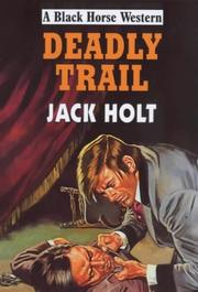 Cover of: Deadly Trail