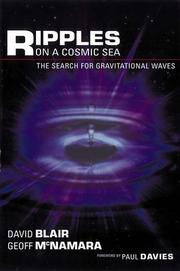 Cover of: Ripples on a cosmic sea