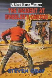 Cover of: The Incident at Wheeler's Canyon