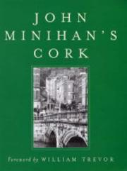 Cover of: John Minihan's Cork