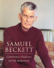 Cover of: Samuel Beckett - Centenary Shadows