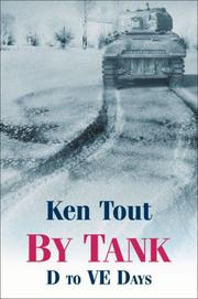 Cover of: By Tank | Ken Tout