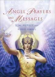 Cover of: Angel Prayers and Messages | J. M. Hurley