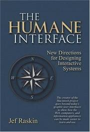 Cover of: The Humane Interface | Jef Raskin