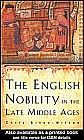 Cover of: The English nobility in the late Middle Ages