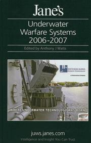 Cover of: Jane's Underwater Warfare Systems 2006/2007 (Jane's Underwater Warfare Systems)