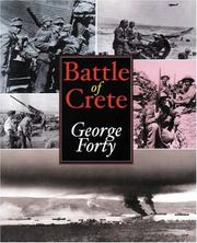 Cover of: The battle of Crete
