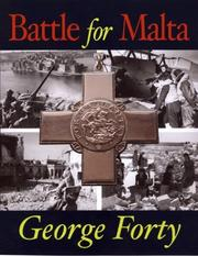 Cover of: Battle for Malta