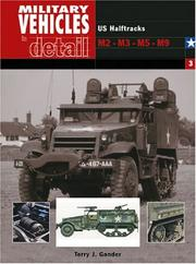Cover of: US half-tracks/M2-M3-M5-M9 | Terry Gander