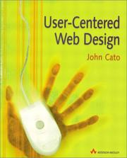Cover of: User-Centered Web Design