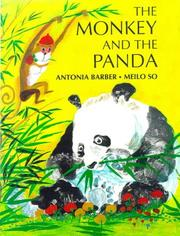 Cover of: The monkey and the panda