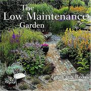Cover of: The Low Maintenance Garden