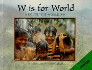 Cover of: W is for world