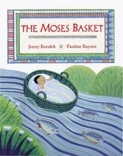 Cover of: The Moses Basket