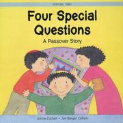Cover of: Four Special Questions